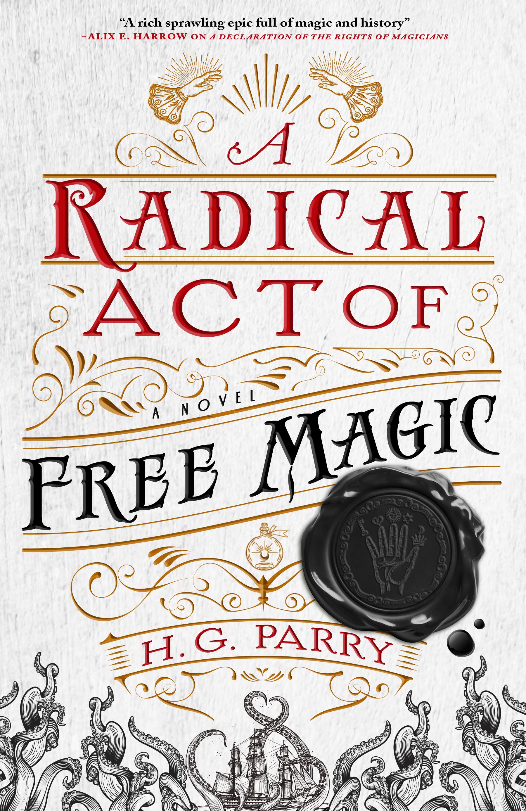 Radical Act of Free Magic 2-5[1][10873]